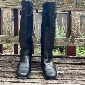 Aerosoles Shoes | Tall Black Boots A2